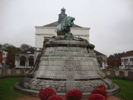 grote weergave monument (Leopoldsburg)